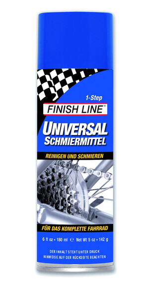 Finish Line 1-Step Universal Smeermiddel 180ml